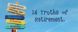 14 Truths of Retirement